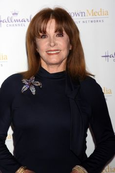 Actress Stefanie Powers attends The Thalians: Hollywood ...