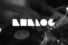 Analog Entertainment by Jonathon Toon, via Behance