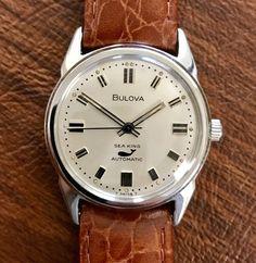 Vintage Bulova Sea King Automatic (newoldstockwatches@gmail.com)