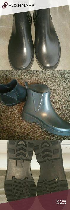 Women rain boots Black polo Sports by Ralph Lauren Polo by Ralph Lauren Other
