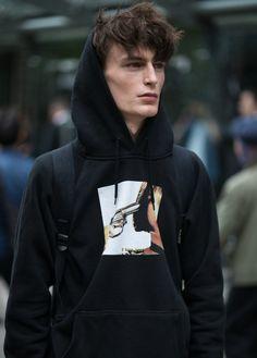 Casaco Supreme Skate Moletom Masculino Canguru Blusa Moleton