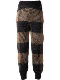 FILLES A PAPA - Relaxed Knit Mohair Pant - NORBERT CAMEL - H. Lorenzo