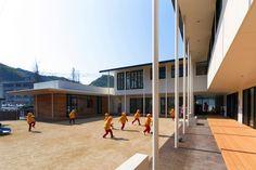 Архитектурные переводы: Детский сад и ясли под Хиросимой