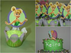 Living A Dream: Keira's 4th Birthday - Tinkerbell Party