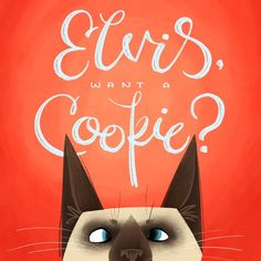 My Favorite Murder: Elvis, want a Cookie? By JACKIE WHISLER