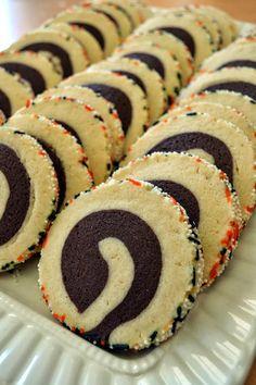 Icebox cookies, Cookies and Recipe on Pinterest