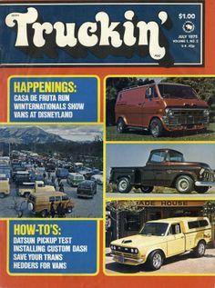 Truckin' cover