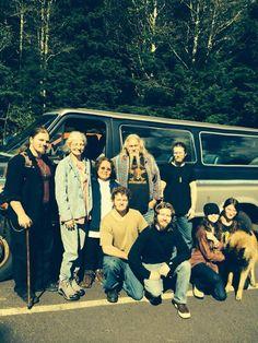 From the Alaskan Bush . Matt Brown, Les Brown, Alaskan Bush People Bam, Alaska The Last Frontier, Bush Family, Dapper Gentleman, Family Photos, Group Photos, Back To Nature