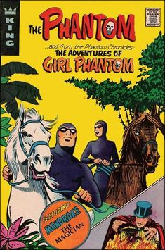 The Phantom - my favourite comic and long time club member....
