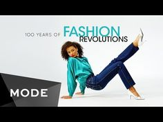 Watch the chic fashion revolutions of the past century - http://blog.clairepeetz.com/watch-the-chic-fashion-revolutions-of-the-past-century/