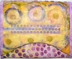 Gelli Print IPad Cover is Finished ritablocksom2.blogspot.com
