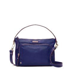 I really like this blue purse. I typically don't like blue purses, but I like this one! Blue Purse, Shoulder Handbags, Designer Handbags, Leather Handbags, Kate Spade, Study, Purses, Shopping, Couture Bags