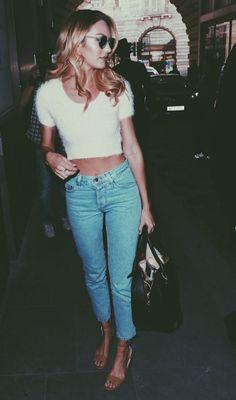 #summer #fashion / casual