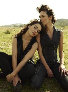 Emilia and Lena, Game of Thrones.