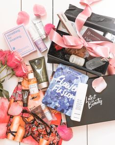 The Byrdie Latest in Beauty Box.