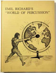 1972 EMIL RICHARDS World Of Percussion 300 Musical Instruments Catalog F. Capp