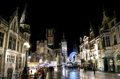 A travel blog about Gent