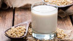Lait de soja maison avec thermomix, une recette facile et simple à réaliser chez vous, voici les ingrédients et les étapes de préparation.