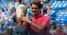 Roger Federer no solamente me sigue sorprendiendo ganando su 7mo torneo Master en Cincinnati, su 87avo a nivel profesional, su 24 de la serie master, sino que esta vez lo hizo sin perder un game en su saque! Increíble. A sus 34 años sigue demostrando que su #PASIÓN y su #DEDICACIÓN,que tiene por el tenis y por su carrera es mas grande que el reconocimiento y el dinero. Un gran campeón y seguirá entre las personas mas influyentes de mundo. Un gran modelo.