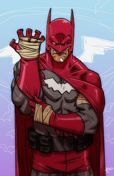 I've got an interesting series of character art here for you to check out that features a few DC Comics characters with alternate costume color designs. The designs were done by Artistabe and the characters included in the set are Batman, Joker, Harley Quinn, and Batgirl. After getting used to the same color schemes of these characters after all these years, it's always weird to see them in a different light like this when an artist comes in to play with them.