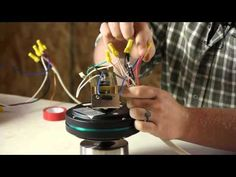 How to Install a Dual Ceiling Fan & Light Dimmer Switch - YouTube
