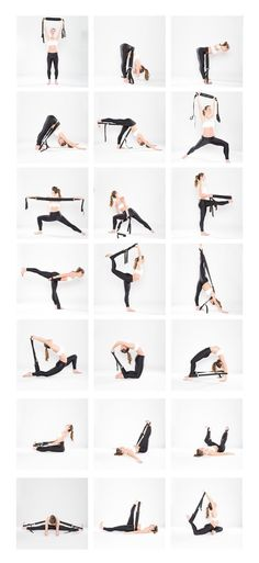 Easy Yoga Workout - Flexistretcher Flow Challenge Get your sexiest body ever without,crunches,cardio,or ever setting foot in a gym Vinyasa Yoga, Yoga Régénérateur, Yoga Flow, Namaste Yoga, Yoga Meditation, Iyengar Yoga, Ashtanga Yoga, Yoga Inspiration, Sangle Yoga
