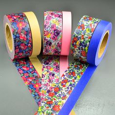 French Bouquet Washi Tape