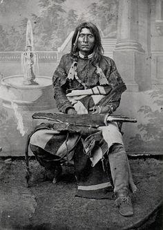 Chief Kintpuash (aka Captain Jack)