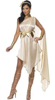 Vénus Love Goddess Roman Greek Ladies Fancy Dress Costume