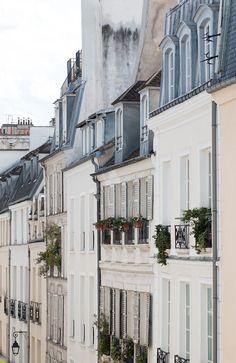 Most Beautiful Cities, Wonderful Places, Great Places, Apartment View, Apartment Living, Paris Rooftops, Parisian Decor, Meet Friends, Paris Love