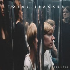 """Brooklyn-based Total Slackers offer their upcoming hook-laden pop punkish album """"Parallels"""" for you to stream in full ahead of release.     #pop #punk #newmusic #music #album #stream #coverart"""