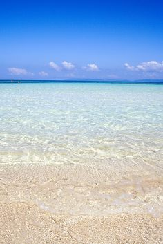 Nishi-Hama beach, Hateruma Island, Okinawa