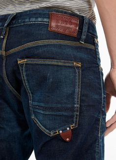 Pepe Jeans London   Jean regular QUILL   Pepe Jeans London