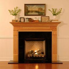 Fireplace Mantels Wood | Fireplace Mantels Dallas Texas ...