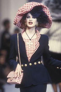 Chanel, Spring-Summer 1992, Couture