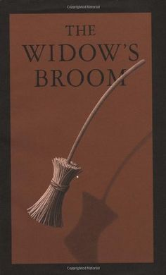 The Widow's Broom by Chris Van Allsburg (Aug 31 1992) - picture book for older children. Black and white illustration. Brush comes to life and can sweep by itself and play the piano. Themes around fear of the unknown and acceptance. Fun story. Good for Halloween. Author of Jumanji, Polar Express, Xathura.