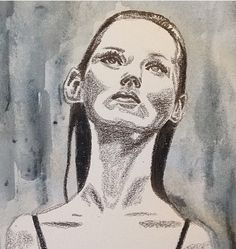 Kate Moss by Catvspencil