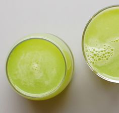 donuts in a flower shop juice  serves two  8-10 stalks celery 3 cups broccoli 1 apple 1 lemon, peeled  Juice in a juicer!