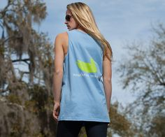 Southern Marsh Collection — Authentic Tank Top