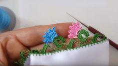 Prenses Tacı Tığ Oyası Yapımı Crochet Earrings, Pattern, Jewelry, Doll, Amigurumi, Dyeing Yarn, Bead Crochet, Flower Crochet, Homemade