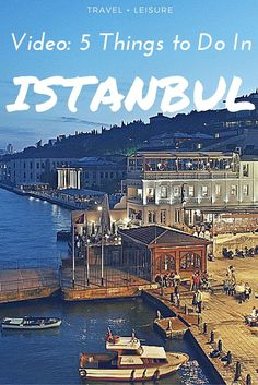 The Turkish city of Istanbul is one of the most complex, attractive, historic, and significant cities on earth. Despite being caught in the crossfire of a global conflict, Istanbul has charmed us all with its world-class hotels and diverse cultures. Check out the video for some awesome Istanbul travel tips.: