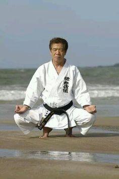 Sensei Hirokazu Kanazawa