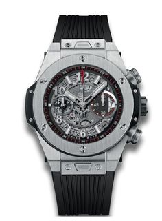 Big Bang Unico Titanium via EnL Watches Deluxe Italy. Click on the image to see more!