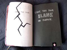 wreck it journal ideas - Google Search