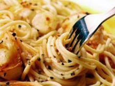 Découvrez la recette Spaghetti à l'ail sur cuisineactuelle.fr.