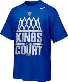 18984ddc Kentucky Wildcats Royal Nike 2012 NCAA Basketball Final Four Bound Kings Of  The Court T-