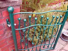 Bespoke iron gates Manchester - http://www.dhgates.co.uk/wrought-iron-gates-and-railings/iron-railings/