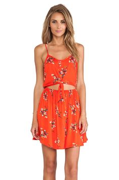 #REVOLVEclothing flower posy dress