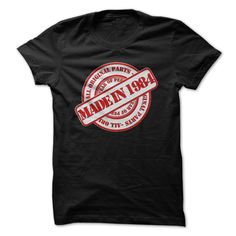 Made in 1984 All Original Parts T-Shirts, Hoodies, Sweaters