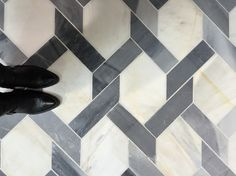 Lorca marble in gray & white. Truly an European aesthetic. …